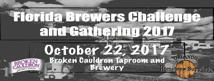 Florida Brewers Challenge and Gathering Results