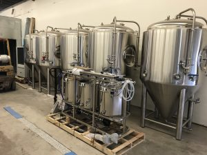 Fermenters and Keg Cleaner
