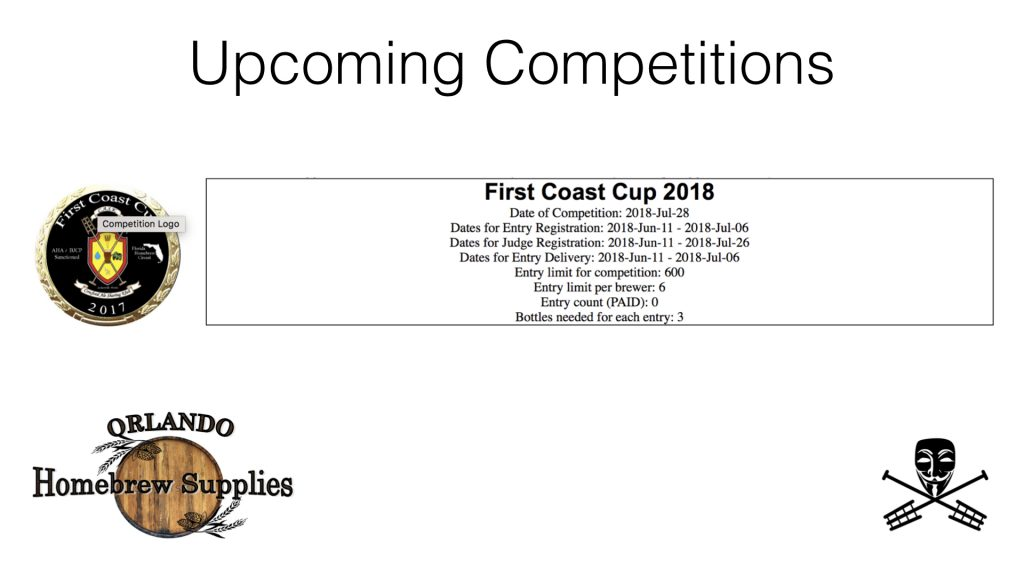 First Coast Cup 2018