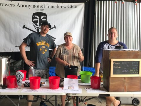 Brewers Anonymous Homebrew Club