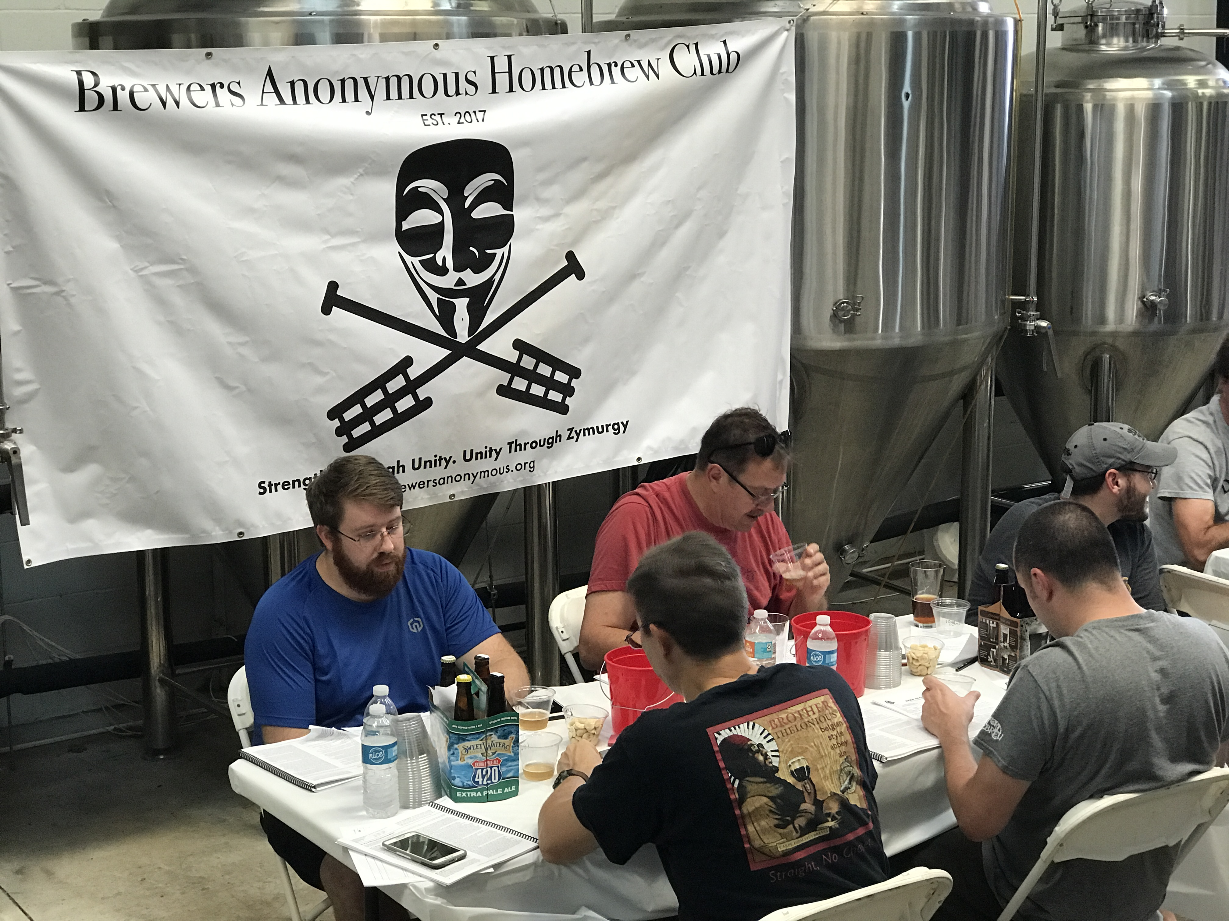 BJCP Homebrew Judging