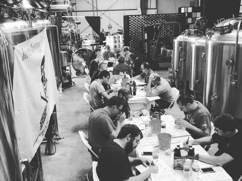 BJCP Homebrew Competition Judging